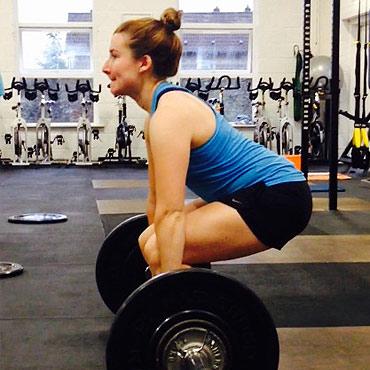 Miriam Fitness Instructor Cork